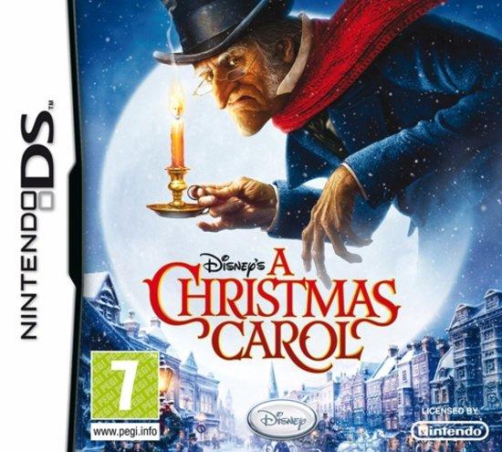 Disney's A Christmas Carol (Nintendo DS nieuw)