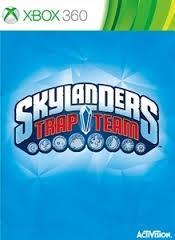 Skylanders Trap Team game only (xbox 360  tweedehands game)