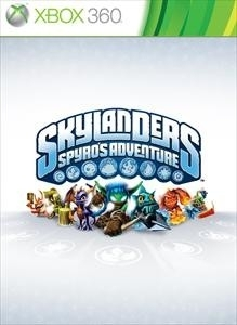 Skylanders Spyro`s Adventure (game only, xbox 360 used game)