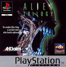 Alien Trilogy Platinum (PS1 tweedehands game)