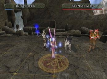 Heroes of might and magic Quest for the Dragon Bone Staff (ps2 Nieuw)