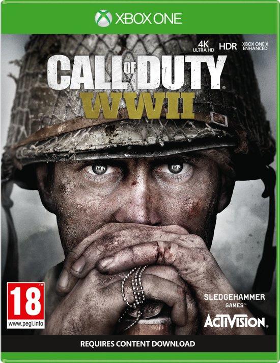 Call of Duty WWII (xbox One nieuw)