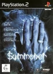 Summoner (ps2 used game)
