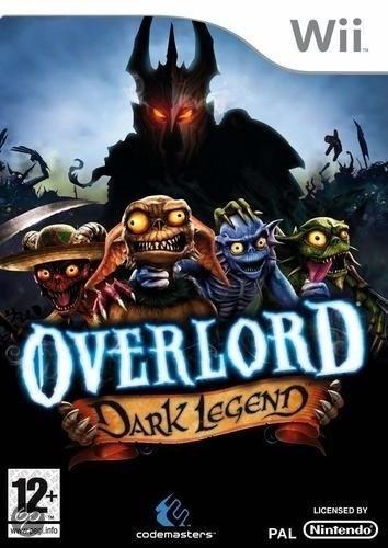 Overlord Dark Legend (Nintendo Wii nieuw)