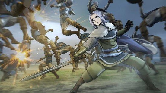Arslan The Warriors of Legend (ps4 nieuw)