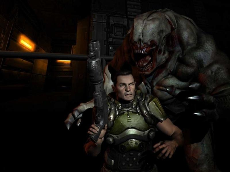 Doom 3 (xbox used game)