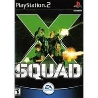 X Squad (ps2 used game)
