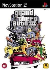 Grand Theft Auto III (PS2 Used Game)