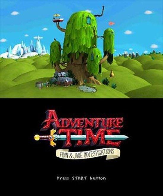 Adventure Time Finn & Jake investigations (Nintendo 3DS nieuw)