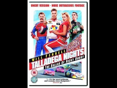Talladega Nights the Ballad of Ricky Bobby (PSP Film Nieuw)