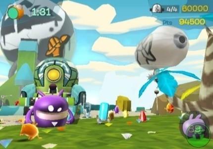 De Blob (wii used game)