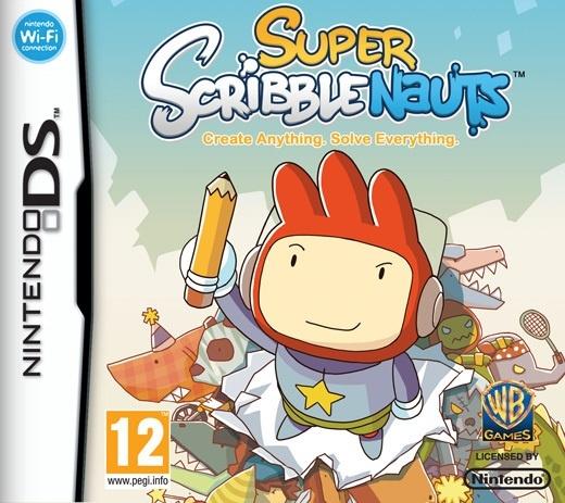 Super Scribblenauts (Nintendo DS tweedehands game )