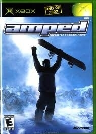 Amped Freestyle Snowboarding (xbox used game)