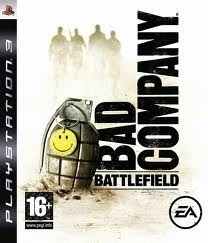 Battlefield Bad Company (ps3 used game)