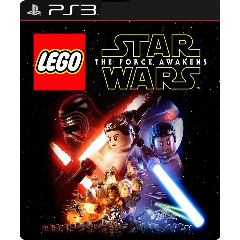 Lego Star Wars the force awakens (ps3 game nieuw)