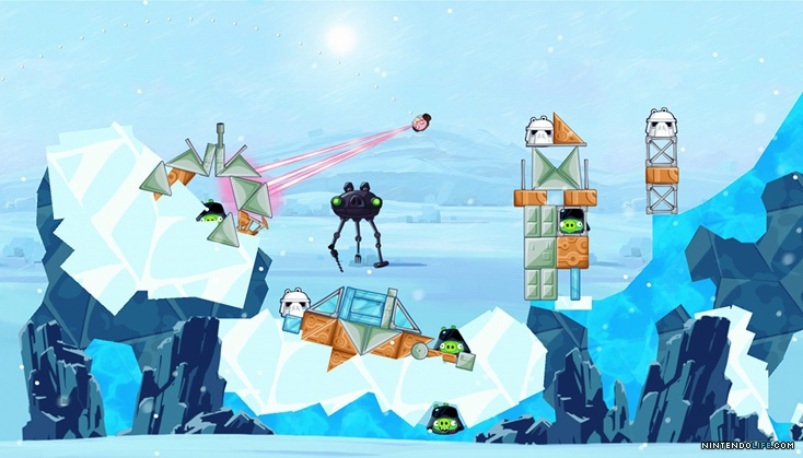 Angry Birds Star Wars (PS4 nieuw)