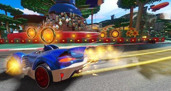 Team Sonic Racing (ps4 nieuw)