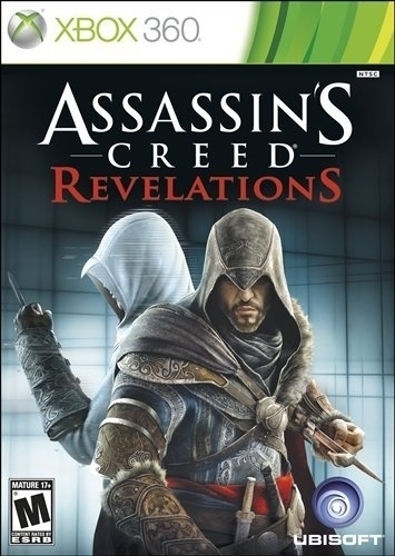 Assassin`s Creed Revelations zonder boekje (xbox 360 used game)