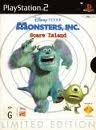 Disney Pixar Monster Inc. Scare Island (ps2 used game)