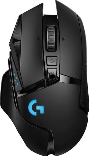 Logitech G502 Lightspeed Wireless Mouse (PC nieuw)