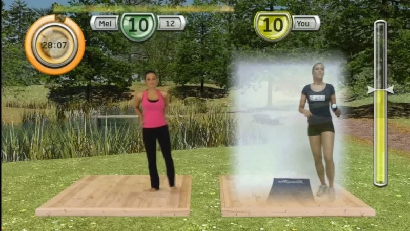 Get fit with Mel B move + weerstands band (ps3 nieuw)