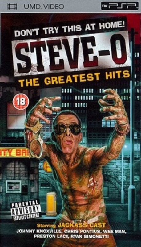 Steve-O (psp film nieuw)