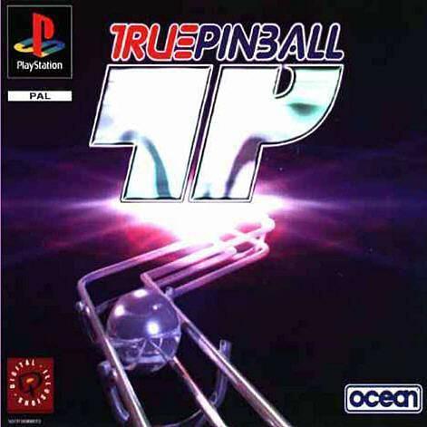 True Pinball (PS1 tweedehands game)