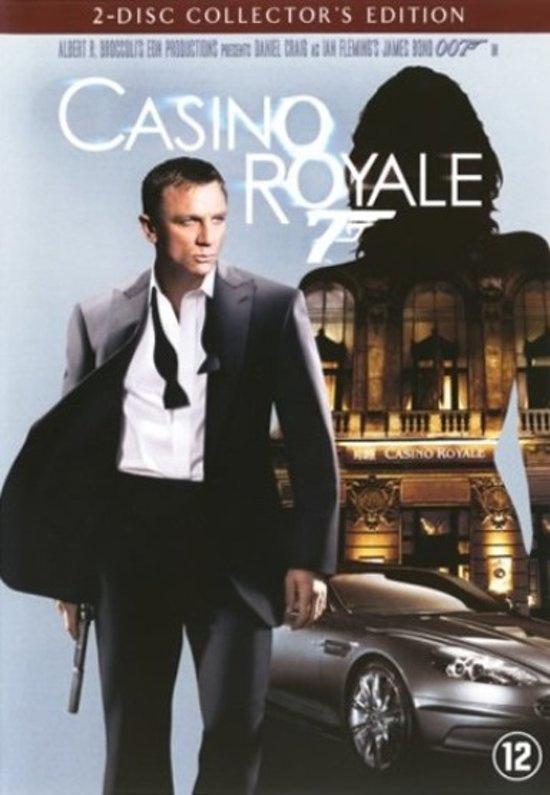 Casino Royale 007 2-disc collector's edition (dvd nieuw)