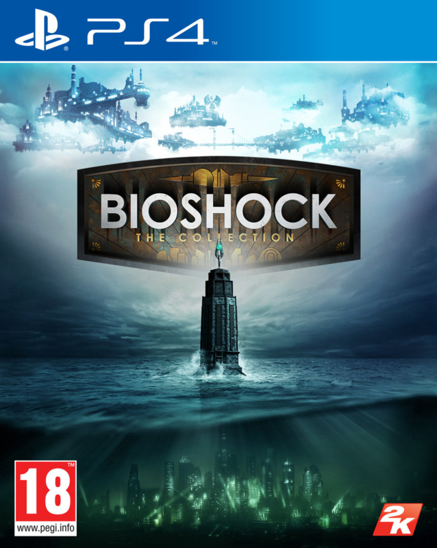 Bioshock the collection (ps4 nieuw)