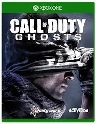 Call of Duty Ghosts (xbox One nieuw)