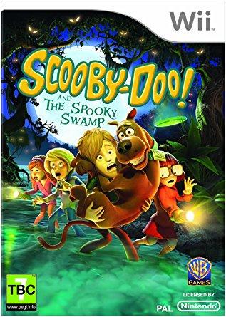 Scooby-Doo! and the Spooky Swamp (Wii nieuw)