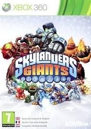 Skylanders Giants (game only, xbox 360 used game)