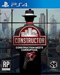 Constructor (ps4 nieuw)