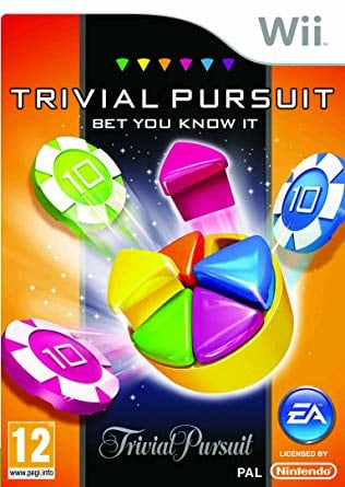 Trivial Pursuit Bet you know it (wii tweedehands game)