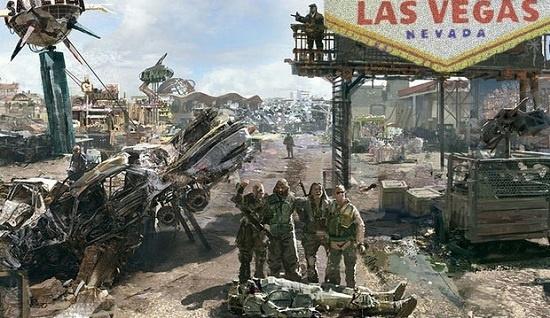 Fallout New Vegas (ps3 NIEUW)