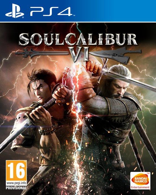 Soul Calibur VI (ps4 nieuw)