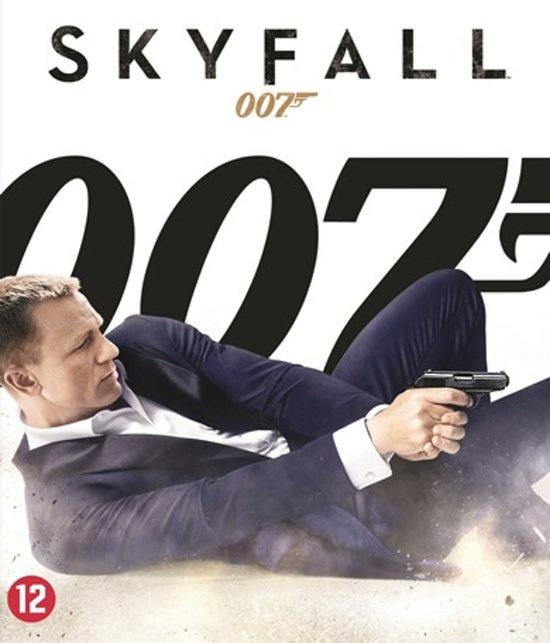 Skyfall Blu-ray + DVD (Blu-ray film nieuw)