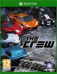 The Crew (xbox one nieuw)