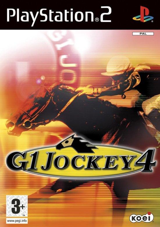 G1 Jockey 4 (PS2 Used Game)