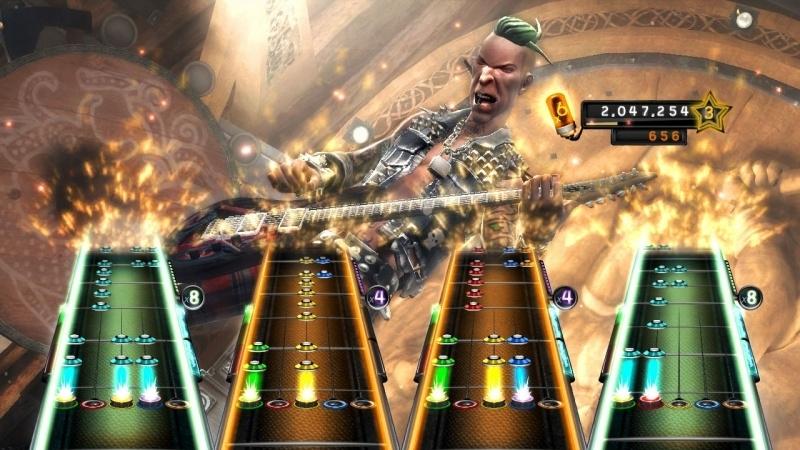 Guitar Hero 5 (wii nieuw)