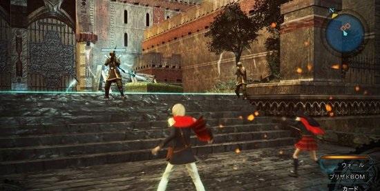 Final Fantasy Type-0 HD (ps4 nieuw)