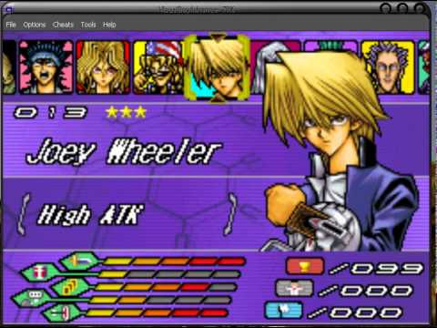 Yu-Gi-Oh! World Championship Tournament 2004 losse cassette (USA Version) (Gameboy Advance tweedehands game)