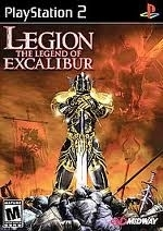 Legion the legend of Excalibur (ps2 used game)