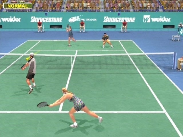 Virtua Tennis 2 (ps2 nieuw)