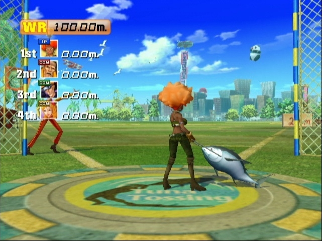Wacky World of Sports (Nintendo Wii used game)