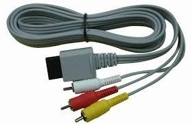TV AV kabel van (Nintendo Wii used Accessoire)
