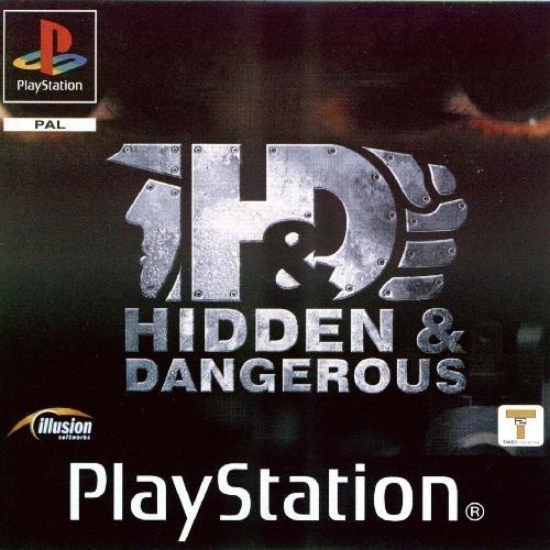 Hidden & Dangerous (PS1 tweedehands game)