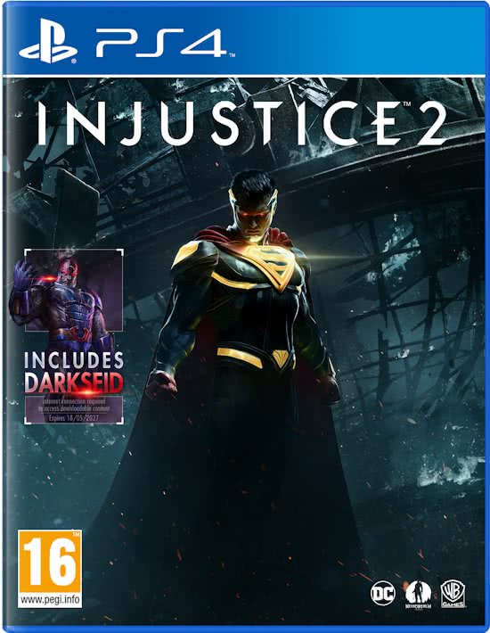 Injustice 2 Ultimate Edition (ps4 nieuw)
