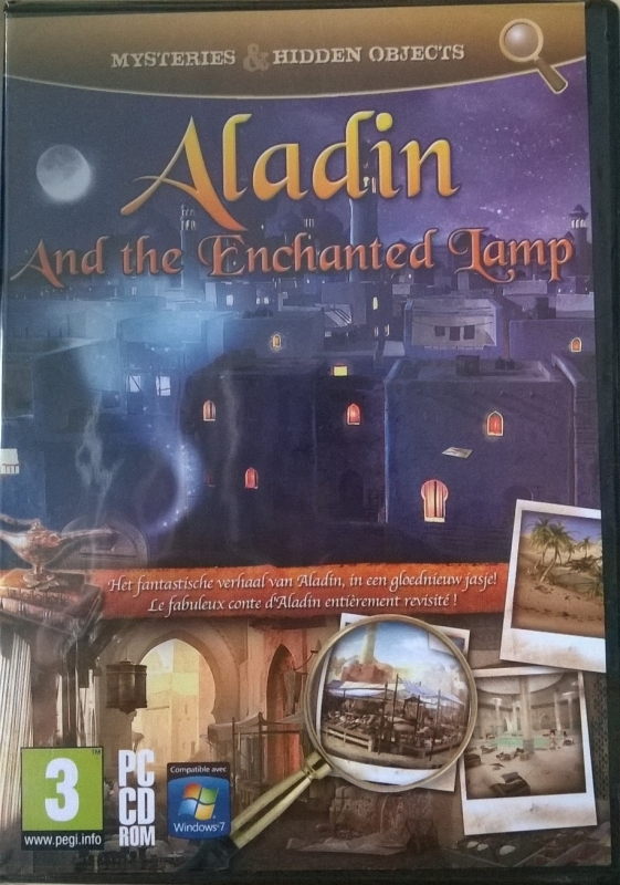 Aladin and the Enchanted Lamp (PC Nieuw)