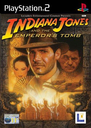 Indiana Jones and the Emperor's Tomb (ps2 nieuw)